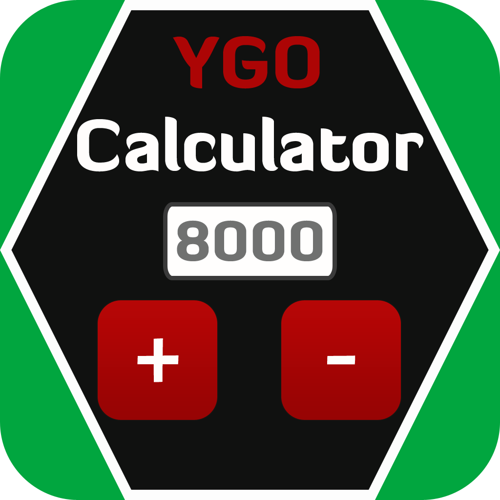 Calculator for Yugioh